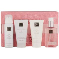 Rituals The Ritual of Sakura - Renewing Treat 2018 gift set S g Gifts For Women, Gifts For Her, Damask Rose, Rose Gift, White Lilies, Spa Gifts, Body Scrub, Shower Gel, Body Lotion