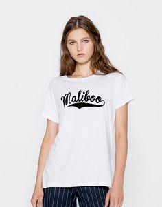 Women's T-shirts | PULL&BEAR