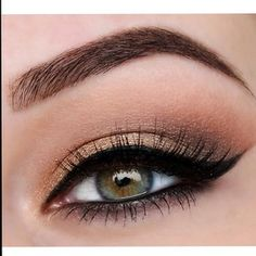EYES: Mac eye shadows in Woodwinked (one of my favorite shades) Soft Brown, Handwritten and Brun Beautiful