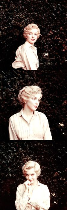 Marilyn Monroe photographed by Milton Greene during filming of The Prince And The Showgirl.