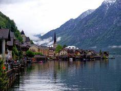 Infamous Austrian Village of Hallstatt ~ Maho On Earth