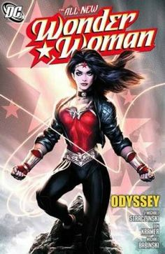 Wonder Woman Odyssey HC Vol 01 (Wonder Woman (DC Comics Hardcover))