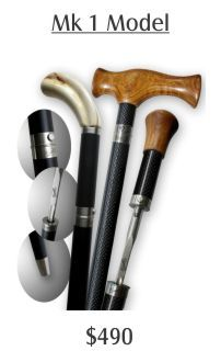 Welcome to the Official Web Site of Burger Sword Canes-Walking Sticks - Models
