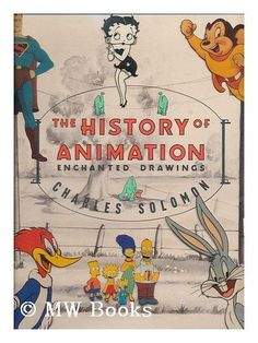 Enchanted Drawings: The History of Animation by Solomon Charles, http://www.amazon.co.uk/dp/0394546849/ref=cm_sw_r_pi_dp_rT2msb1EVTRX4