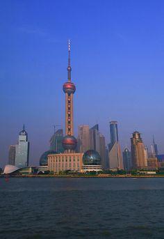 china changhai skyline 3376bde.jpg   Skyum World Travel Images