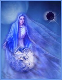 ENCONTRO DENTRO DE MIM: Mensagem de Mãe Maria - por: Jane M. Ribeiro