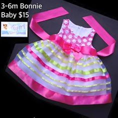 Your little princess will look adorable in these outfit sets!  So many sets newly added to Baby Girl Heaven.  Baby Girl Heaven on Facebook