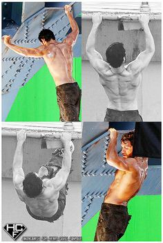 """Henry Cavill - by """"A Man Can Fly"""" for Henry Cavill Fanpage - 400 