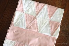 Homemade Burp Cloths: A Simple Gift for a New Mom
