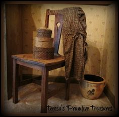 Primitive Handmades Mercantile: Teresa's Primitive Treasures