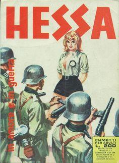 Cover for Hessa (Ediperiodici, 1970 series) #26