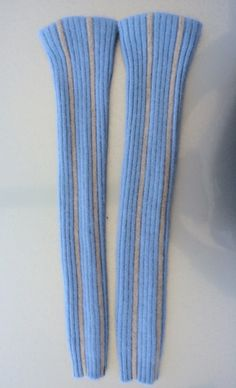 A personal favorite from my Etsy shop https://www.etsy.com/listing/244420051/rib-knitted-blue-cashmere-legwarmers