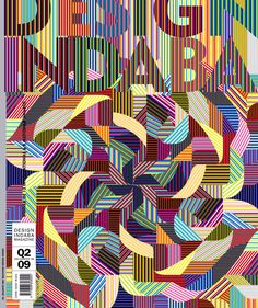 cover by @bantjes  #chromatictype #multicolouredtype  @NovoTypo  via @caleydewhurst
