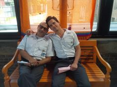 """Gay Star News: Aug. 6, 2014 - Bomer, cast of """"White Collar"""" wrap up six-season run with filming of final episode"""