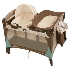 Graco Newborn Napper Pack 'n Play Playard - Meadow Menagerie $136