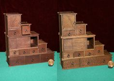 Dollhouse miniature 1 scale Japanese Step by keendersonminiatures