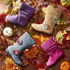 Take a look at the Sweet Strides: Girls' Boots event on zulily today!