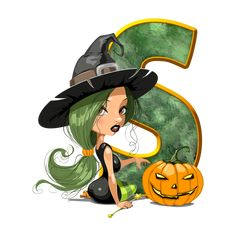 Halloween Iii, Holidays Halloween, Disney Characters, Fictional Characters, Abcs, Alphabet, Pumpkins, Letters, Fantasy Characters