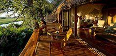 Jao Camp-Patio Botswana http://www.wilderness-safaris.com/camps/jao-camp