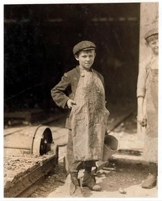 CHILD LABOR: Oyster workers