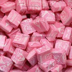 Pink Starburst Candy From Temptation Candy.