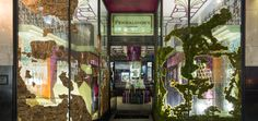 Penhaligons Shop Window Display  Year: September 2015 Location: Regent Street, London Designer: Space Group Architects Why: RIBA