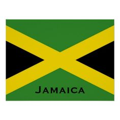 Shop Jamaican Flag with Jamaica Word World Flags Poster created by alleyshirts. World Flag Images, Jamaica Flag, Flag Painting, Deep Art, Political Events, Flag Colors, Tea Cup Set, Flags Of The World, National Flag