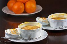 Orange Self Saucing Pudding on http://www.ledelicieux.com