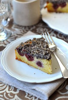 Mákos-morzsás sütemény