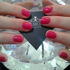 #diamondnailsspa #spa #nails #nailsspa #naildiamond #unhabonita #manicure #instanails #instaunhas #pinknails #pinklovers