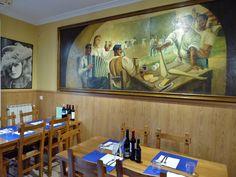 Adoquines y Losetas.: Restaurante Sarasate