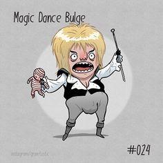Dance! #dailycosplay #dailysketch #wickedcrispy #birdlice #labyrinth #bowie #magicdance by grinetastic
