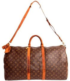 Louis Vuitton Monogram Travel Bag