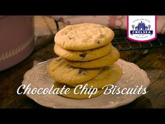 Chocolate Chip Biscuits - NZ's Favourite