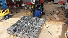 Tab and Slot / Certiflat Weld Table - The Garage Journal Board