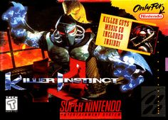Killer Instinct was one of my FAVORITE games we owned.  I lost to my brother constantly but it was still fun!