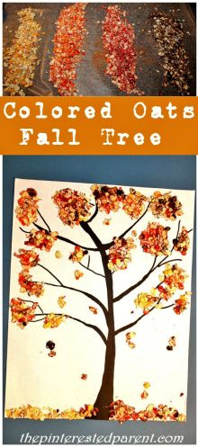 Colored-Oats-Fall-Craft-Sensory-Crafting-Fun-In-One-