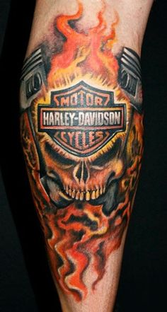 Biker Tattoo Ideas 6 Great Biker Tattoo Ideas For Devoted Bikers
