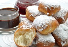 Bring a little bit of New Orleans home with you with this beignet recipe. Warm and sweet dough dusted with powdered sugar are a delicious treat with breakfast, a cup of coffee, or any time of the day.
