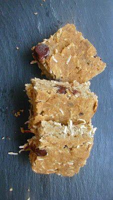 Gluten-Free Banana Coconut Chocolate Chip Blondie's