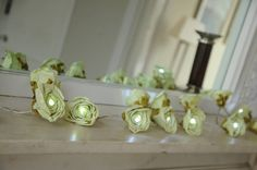 green pink fairy lights - Google Search