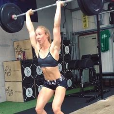 An in-depth breakdown of two overhead barbell movements, and what you need to know when determining what exercise is best for performance. Barbell Lifts, Clean And Press, Conditioning Workouts, Train System, Power Clean, Aroma Essential Oil, Arm Muscles, Muscle Body, Bodybuilding Training
