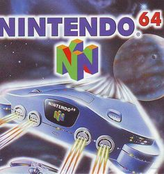 Nintendo 64 / still out of this world