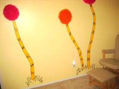 Dr. Seuss Lorax Room