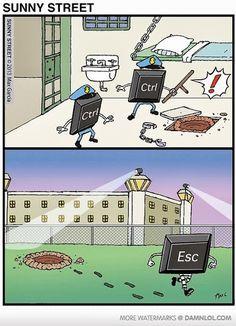 Computer Humor   From Funny Technology - Community - Google+ via Matt Clark  #Relevance
