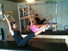 NEW! Intro to Pilates Equipment Class at Any Body's Pilates (in Avondale) starts Sat, July 14, 10AM - limit 3 clients - register online or call 843.641.0185!  http://www.anybodyspilates.com