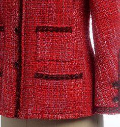 vogue 8804 - claire schaeffer chanel jacket