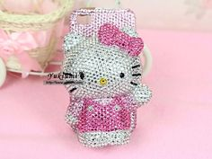 Pink Kitty Case - Yukiumi, Your Online Japanese Outlet for Hime & Kawaii Accessories