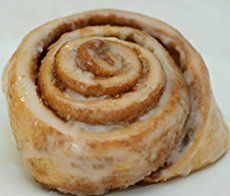 These delicious protein cinnamon rolls are made from Kodiak Cakes Power Flapjack Mix. They are perfect for dessert or a great part of nutritious breakfast.