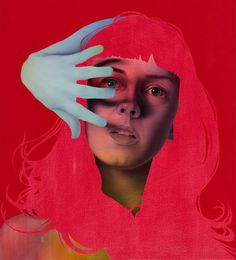 """Jenny Morgan Debuts Her Vivid Portraits in the UK in """"Turning the Tide"""" 